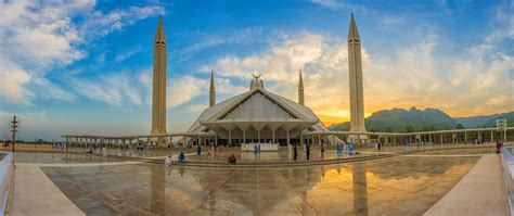 Faisal Mosque Hd Images by File Beautiful Look Of Faisal Mosque Islamabad Pakistan