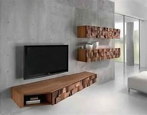 Meuble Tv Suspendu Conforama : meuble tv conforama modern aatl ~ Dailycaller-alerts.com Idées de Décoration