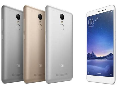 Xiaomi Redmi Note 3 price specifications features