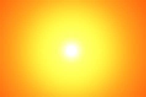 Sonne, Gelb, Orange, Hintergrund