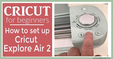 set   cricut explore air  smart cutting