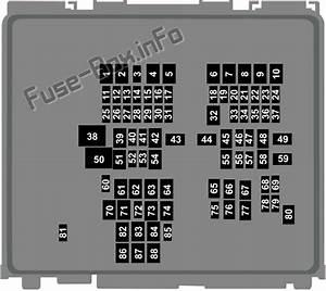 Fuse Box Diagram  U0026gt  Ford Escape  2020