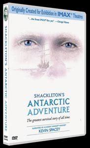 ernest shackleton naufrage de lantarctique imax