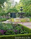 Courtyards, Features of and Romantic room on Pinterest romantic garden fountain