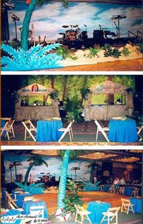 Island Theme Parties On Pinterest  Island Theme, Tropical