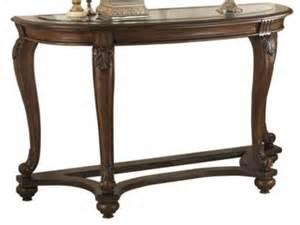 ashley norcastle sofa table homemakers furniture
