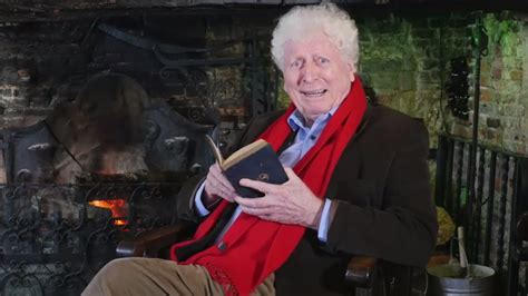 doctor whos tom baker wishes fans  happy