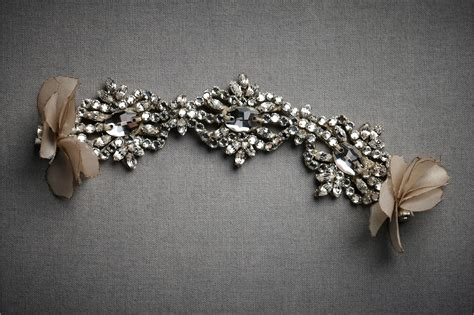 bhldn bridal jewelry  vintage brides wedding bracelet