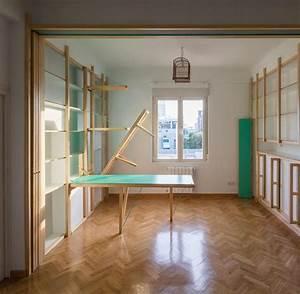 Esstisch Für Kleine Wohnung : kleine wohnungen hier kann man die m bel falten bilder fotos welt ~ Sanjose-hotels-ca.com Haus und Dekorationen