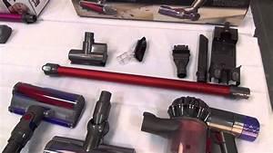 Dyson V6 Motorhead Plus Replacement Parts