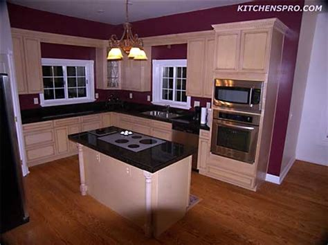 kitchen island stove top layout with stove in island sink and oven 5169