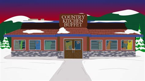 Country Kitchen Buffet  Official South Park Studios Wiki