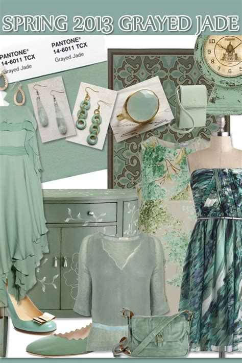 116 best zeleno grayed jade images on beleza