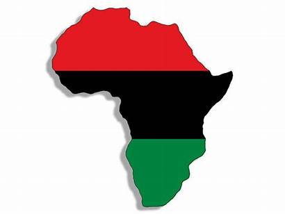 Flag Africa African Continent History Pan Clipart
