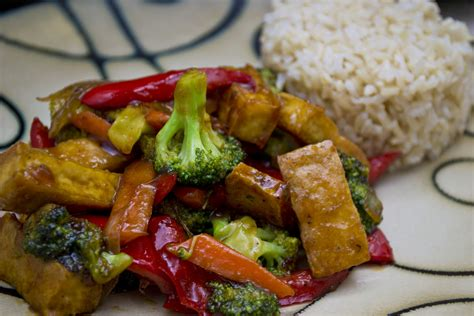 tofu stir fry tofu stir fry recipe dishmaps