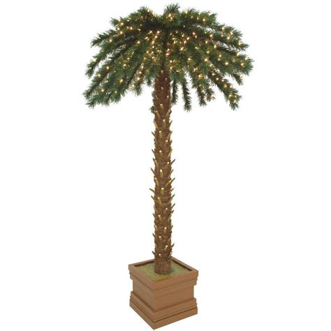 lighted palm tree decorative palm trees bloggerluv
