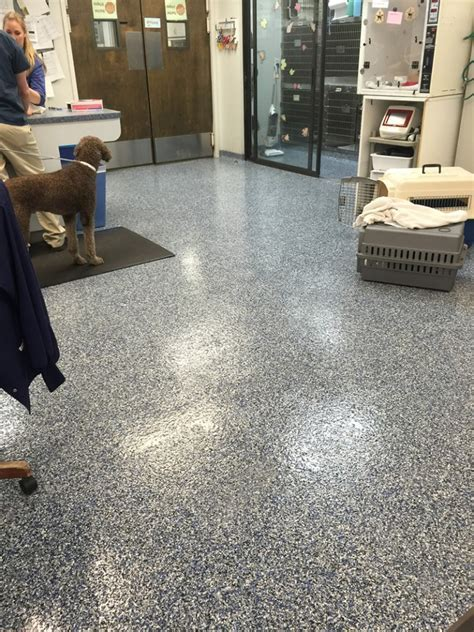 Kennels / Animal Hospitals Flooring   Seal Krete High