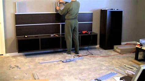 how to mount ikea besta to wall ikea besta framsta wall mount entertainment center