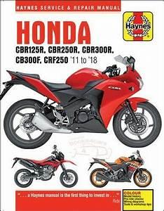 Honda Shop Manual Service Repair Cbr 300 250 125 Haynes