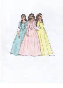Hamilton Schuyler Art Sisters