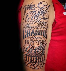 Bible Scriptures Tattoos On Arm | www.pixshark.com ...