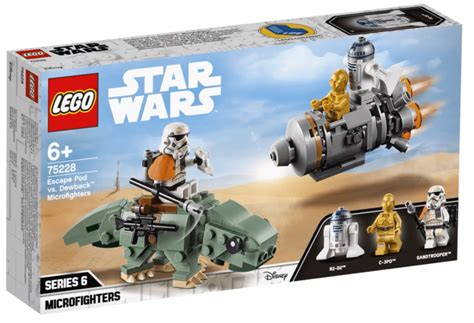 lego star wars  set images  brick fan
