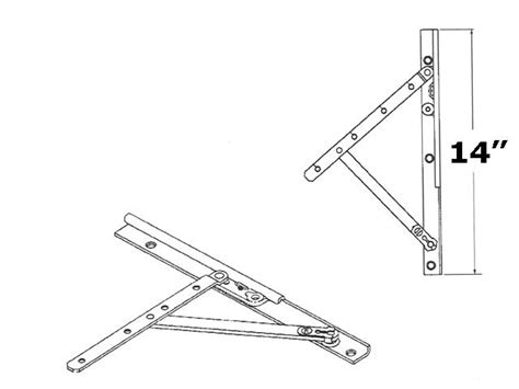 awning window hinges dimension    truth