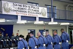 A dozen new troopers graduate from academy - CentralMaine.com