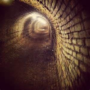 Traverse City State Hospital Tunnels