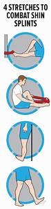4 Stretches To Combat Shin Splints