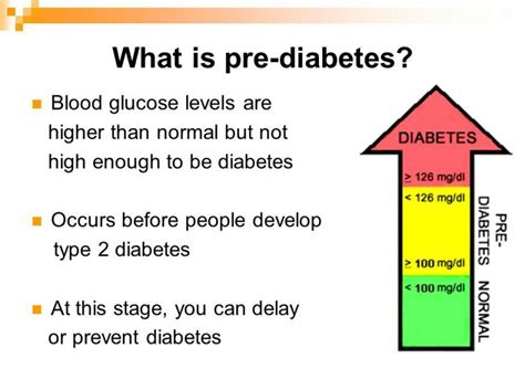 prediabetes   blood sugar   brink pat king