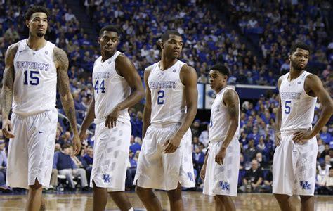 kentuckys dominance   good  college basketball