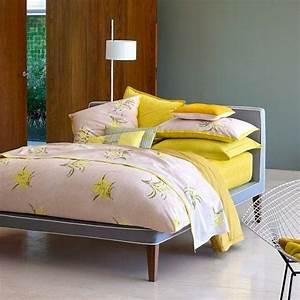 Linge De Lit Discount : parure lit satin de coton linge de lit discount ~ Teatrodelosmanantiales.com Idées de Décoration