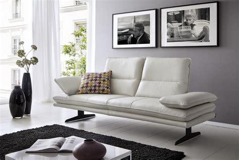 canapé cuir ou tissu canapé banc cuir ou tissu 2 places design aérien alwin c