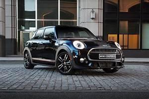 Mini Cooper Noir : mini cooper s carbon edition s rie am ricaine le blog auto ~ Gottalentnigeria.com Avis de Voitures