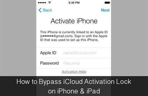 iphone activation required how to bypass icloud activation lock on iphone and in