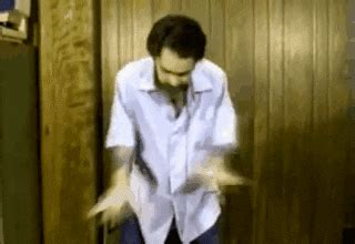 charles manson dancing gif find share  giphy