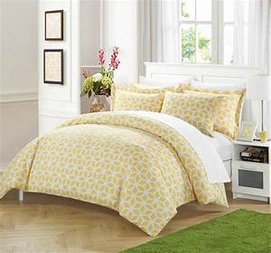 Touch, Of, Yellow, Floral, Bedding, Sets, Comforter, Set, Duvet