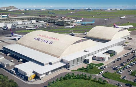 Hawaii Airports Modernization | HA Cargo Maintenance Facility