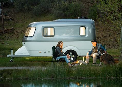 small campers travel trailers apartment therapy