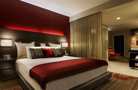 in suite designs contemporary and chic king suite bedroom interior design of hard rock hotel san diego
