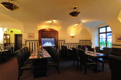 cuisine prague konírna restaurant prague stay