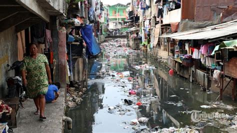 maret  persentase angka kemiskinan indonesia terendah