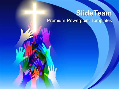 Religious Template by Free Religious Powerpoint Templates Download The Highest