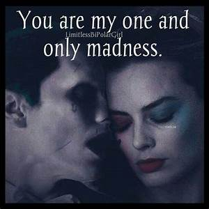Best 25+ Harley... Harley And Joker Quotes