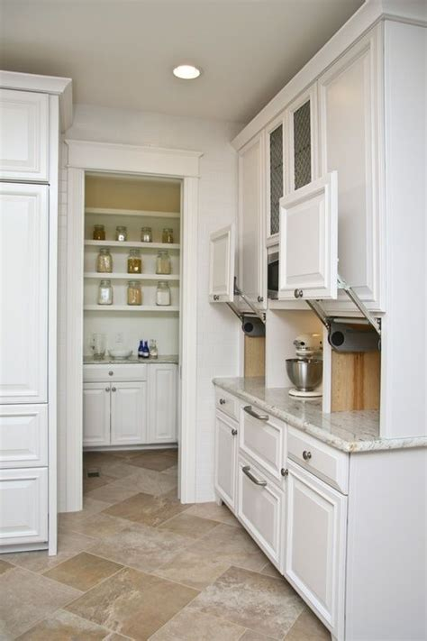 easy way to hang cabinets one way to conveniently hide your small appliances is to