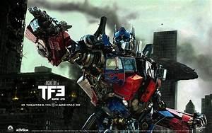 Transformers 2 Optimus Prime Wallpapers - Wallpaper Cave