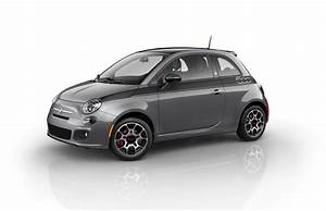 Fiat 500 To Arrive In 3 Colors
