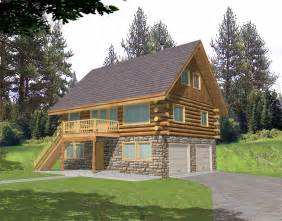 cabin plans with garage log home plans smalltowndjs