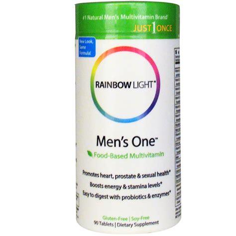 rainbow light multivitamin rainbow light just once s one food based